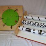R26248 Inschuifframe draaibord en rollenbord