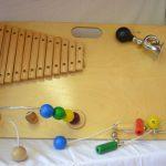 R26393 Muziekbord