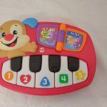 R26427 Puppies piano, fisher price
