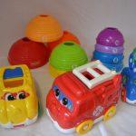 R26773 Stapeltoren met auto's