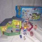 D14468 Playmobil kattenverblijf