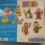 L21251 Bumba muziekinstrumenten