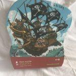 L21262 Piraten vloerpuzzel