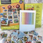 E15472 Cijfer bingo (tafels leren)