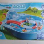 D14489 Playmobil 1-2-3 waterbaan