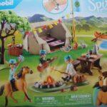 D14497 Playmobil paardenkamp