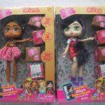 D14500 Boxy girls poppen