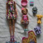 D14504 Barbie en Chelsea verjaardag