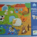 L21267 Puzzel met 20 grote stukken